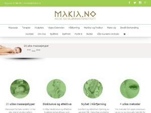 Massages in Oslo - for your health and condition
